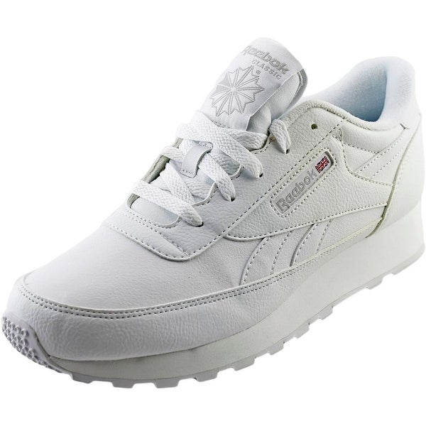 e2d9569bc769 Shop Reebok Classic Renaissance Women 4E Round Toe Synthetic White ...