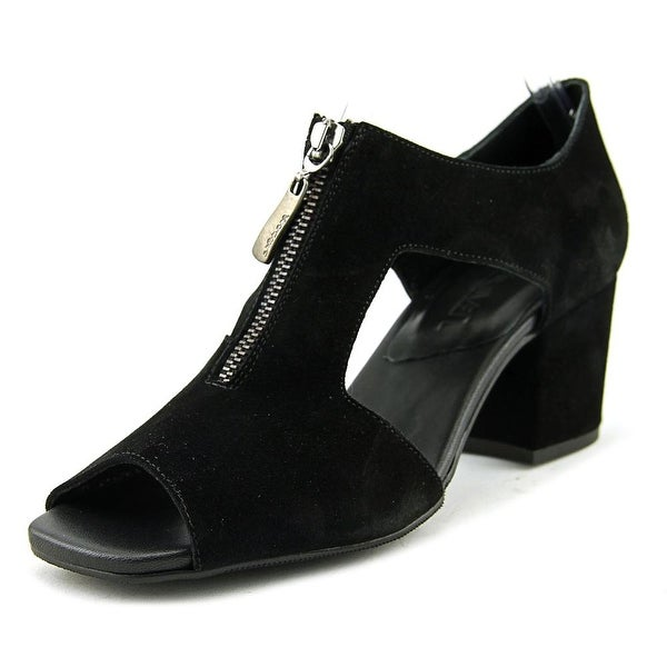 Sixtyseven 78498 Women Black Sandals