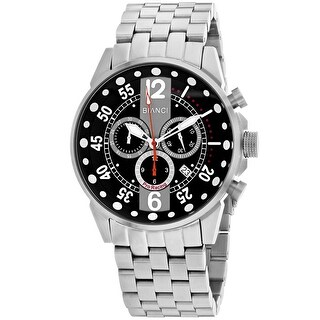 Link to Roberto Bianci Men's Messina Black Dial Watch - RB70981 - One Size Similar Items in Men's Watches