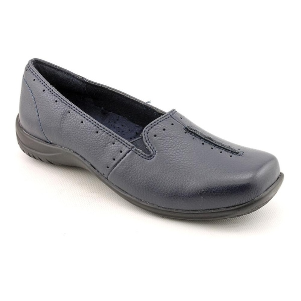 Easy Street Purpose Women Navy Flats