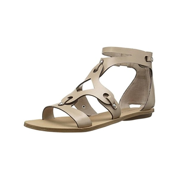 Kendall + Kylie Womens Fifi2 Flat Sandals Open Toe Casual - 8.5 medium (b,m)