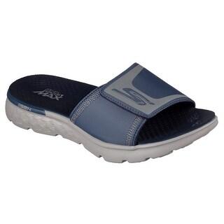 Skechers 54262 NVGY Men's ON THE GO 400-SIDELINE Sandal