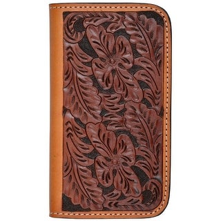 Tony Lama Cell Phone Case Leather Samsung Galaxy S4 Pocket Tan