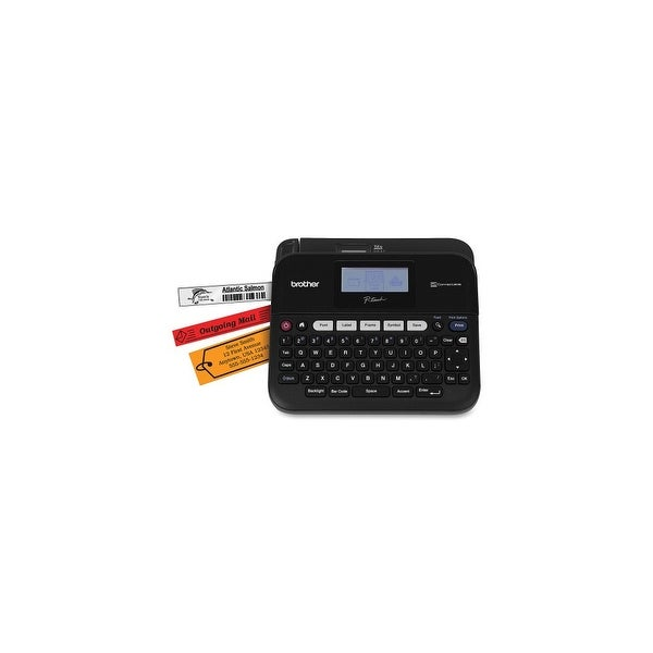 Brother PC-Connectable Label Maker PT-D450 PC-Connectable Label Maker