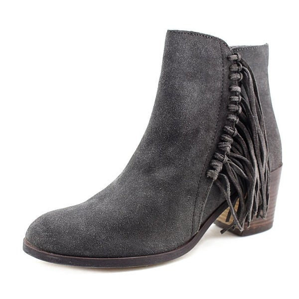 Kenneth Cole Reaction Rotini Round Toe Leather Ankle Boot