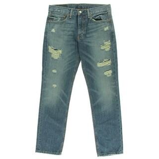 Levi's Mens 511 Slim Jeans Denim Mid Rise