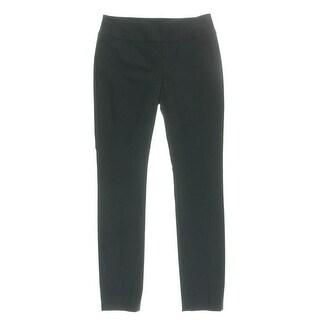 Nic + Zoe Womens Ponte Stretch Dress Pants