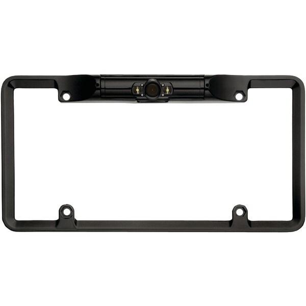 Boyo Vtl300Cl License Plate Camera With Led Lights (Black)
