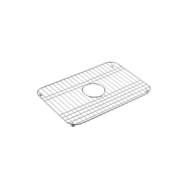 Kohler K 6003 Single Bowl Stainless Steel Sink Rack For Mayfield