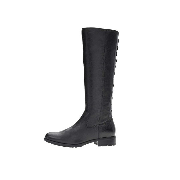 Sofft Womens Sharnell Round Toe Knee High Fashion Boots