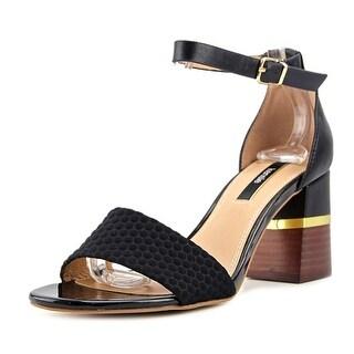 Kensie Estan   Open Toe Synthetic  Sandals