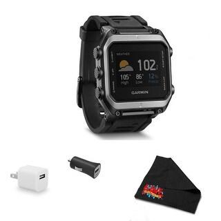 Garmin epix Watch 010-01247-03 Bundle