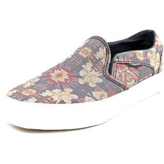 Vans Bambi Women Round Toe Canvas Multi Color Sneakers