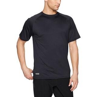 Under Armour Men's Tactical Tech Short Sleeve T-Shirt (Black, Large)