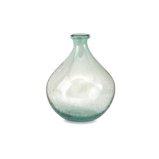 Home Decor Improvements 63024 Amadour Small Bubble Glass Bottle