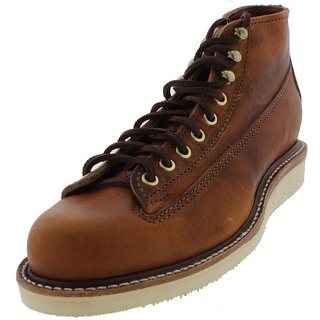 "Chippewa Mens 1958 5"" Original Casual Boots Leather Ankle"