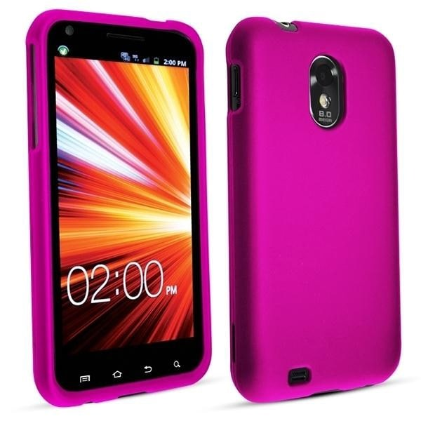 Technocel Hybrigel Case Cover Samsung Galaxy S II Epic 4G Touch (Pink)