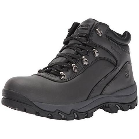 Northside Mens Apex Mid Hiking Boot, Adult, Black