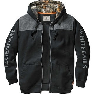 Legendary Whitetails Men's Sportsman Full Zip Hoodie