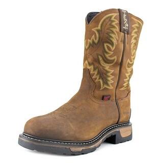 Tony Lama TW1019 2E Steel Toe Leather Work Boot