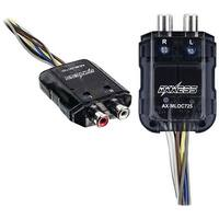 Axxess Mobility Ax-Mloc725 Mini 2-Channel Line-Output Converter (150 Watts)
