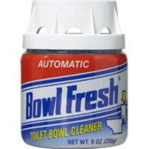 Bowl Fresh 655.12 Toilet Bowl Cleaner, Blue, 9 Oz
