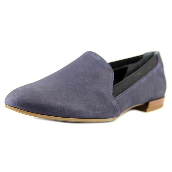 Franco Sarto Senate Round Toe Leather Loafer
