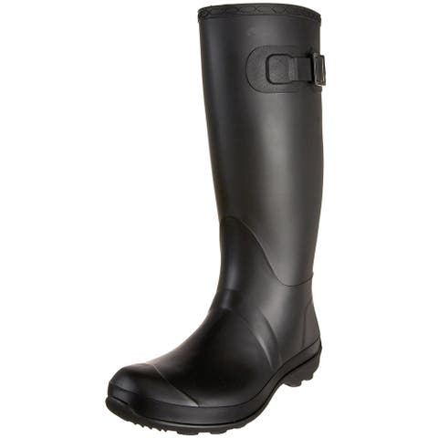 Kamik Women's Shoes EK2102 Rubber Closed Toe Knee High Rainboots