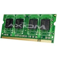 """""""Axion MB412G/A-AX Axiom 2GB DDR2 SDRAM Memory Module - 2GB (1 x 2GB) - 800MHz DDR2-800/PC2-6400 - DDR2 SDRAM - 200-pin SoDIMM"""""""