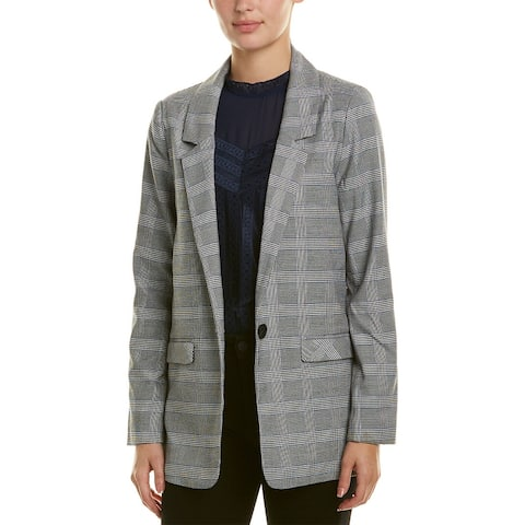 Frnch Louisette Blazer - GRY/GRIS