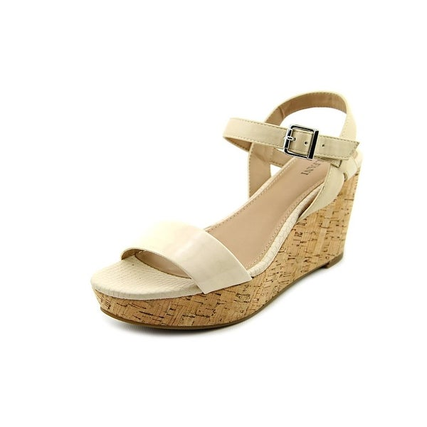 Alfani Pyper Women Buttermilk/Pale Sandals