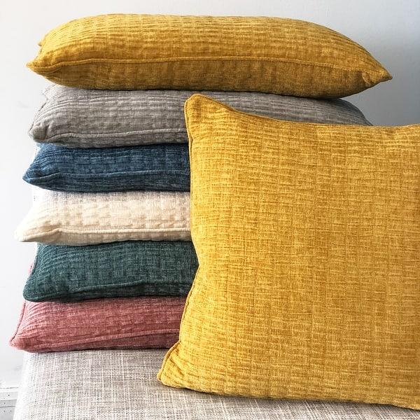 Shop Rodeo Home Denver Decorative Soft Velvet Rectangular Lumbar Pillow Overstock 31578218