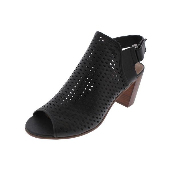 Steve Madden Womens Nimbble Slingback Sandals Open Toe Block Heel - 11 medium (b,m)