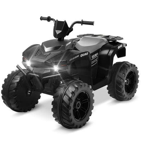Kidzone 4 Colors 12V Electric Kids Ride-On Car ATV - standard