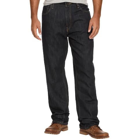 Nautica Mens Big & Tall Jeans Denim Relaxed Fit - Mariner Rinse - 58/32