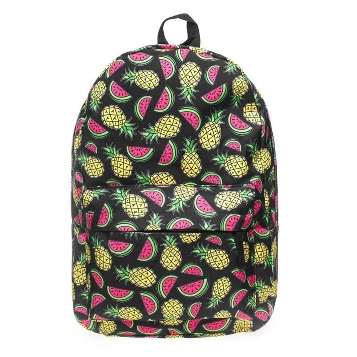 Leather Watermelon Pineapple And Holiday Backpack Daypack Bag Women
