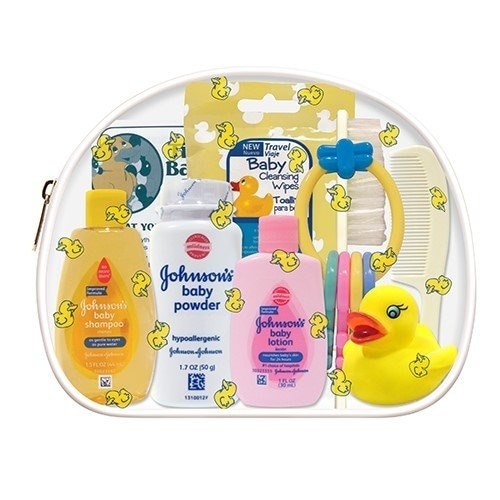 Convenience Kits Johnson & Johnson Baby 10-Piece Travel Kit