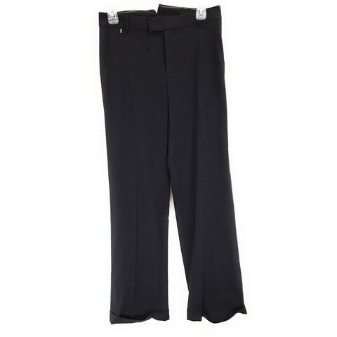 Et Vous Paris Women's Dress Pant, Dark Grey, 36 (US X-Small)