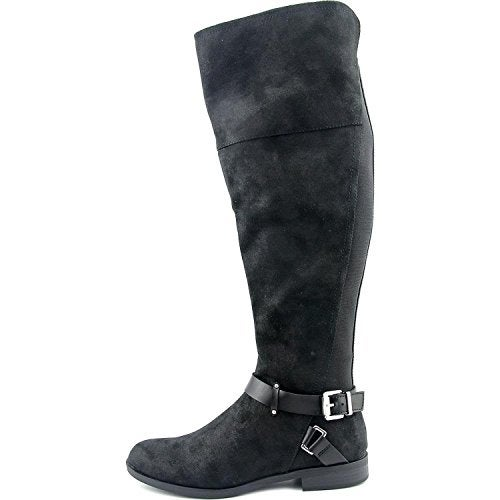 bar III Women's Dolly Over-The-Knee Riding Boots