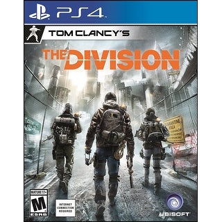 Ubisoft - Ubp30501055 - Tc The Division Day 2 Rep Ps4