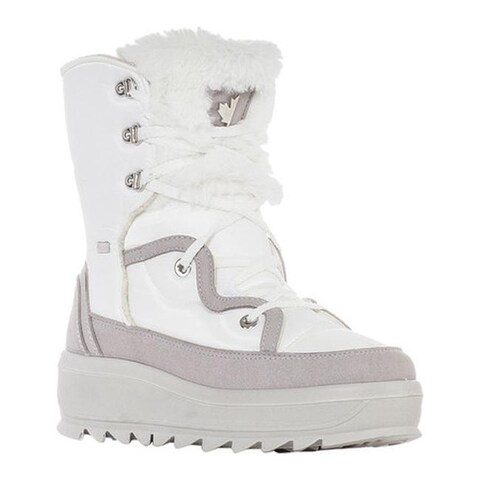 Pajar Women's Tacey Ankle Boot Future Bianco