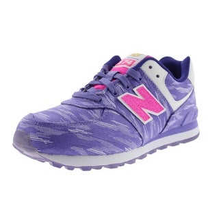New Balance Girls Colorblock Running Shoes