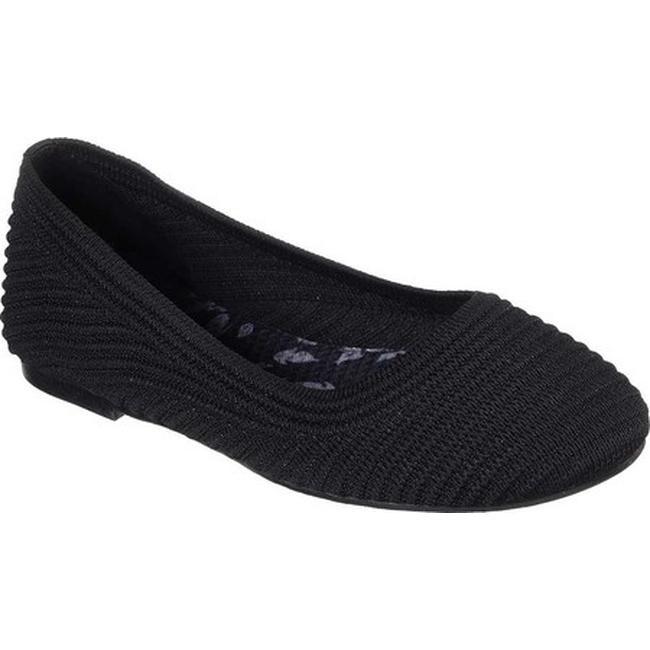 Casey Ballet Flat Black