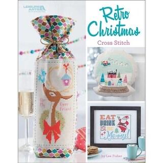 Retro Christmas Cross Stitch - Leisure Arts