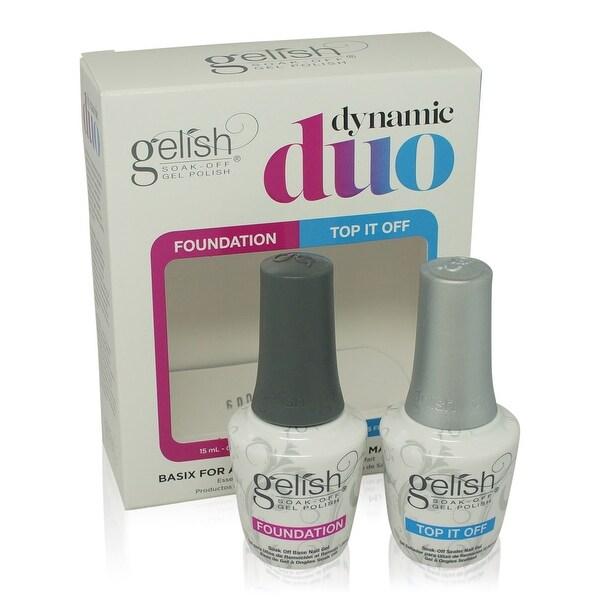 Gelish - Essentials -Dynamic Duo