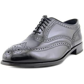 Florsheim Lexington Wingtip Men Wingtip Toe Leather Oxford|https://ak1.ostkcdn.com/images/products/is/images/direct/a1fa4dc8c907a71f9f6076f175603ab20aace5fc/Florsheim-Lexington-Men-Wingtip-Toe-Leather-Black-Oxford.jpg?impolicy=medium