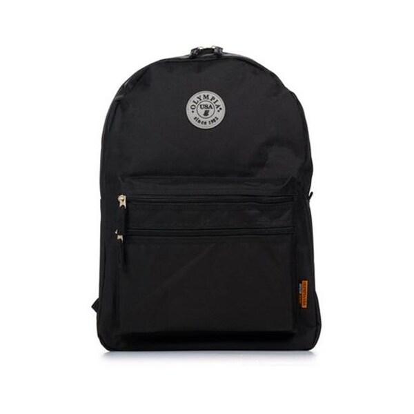 Shop Olympia International BP-1010-BG 18 in. Princeton Backpack b14f9b7389e31