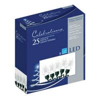 Celebrations  2934-71 C9 Traditional Light Set, 16', 25 Clear Lights