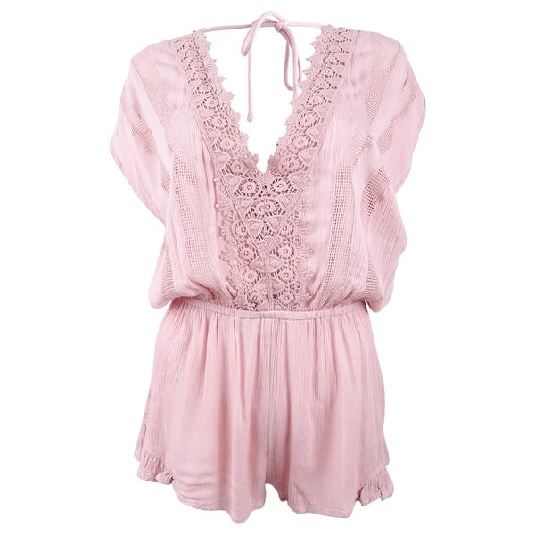 945e252759 Shop O'Neill Women's Shay Illusion Romper Cover-Up - Free Shipping ...
