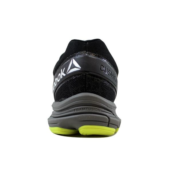 Reebok Shoes Black And Green